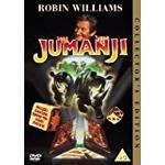 Jumanji dvd filmer JUMANJI - JUMANJI [COLLECTOR'S EDITION]